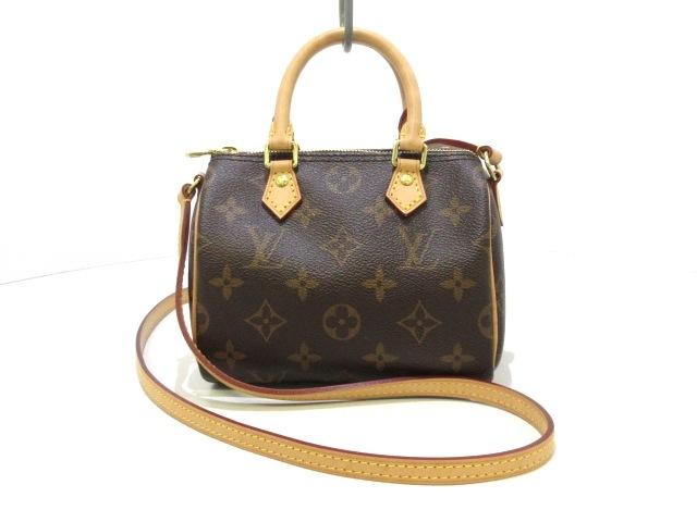buy online 99075 83776 LOUIS VUITTON(ルイヴィトン)/ナノ・スピーディ/ハンドバッグ ...