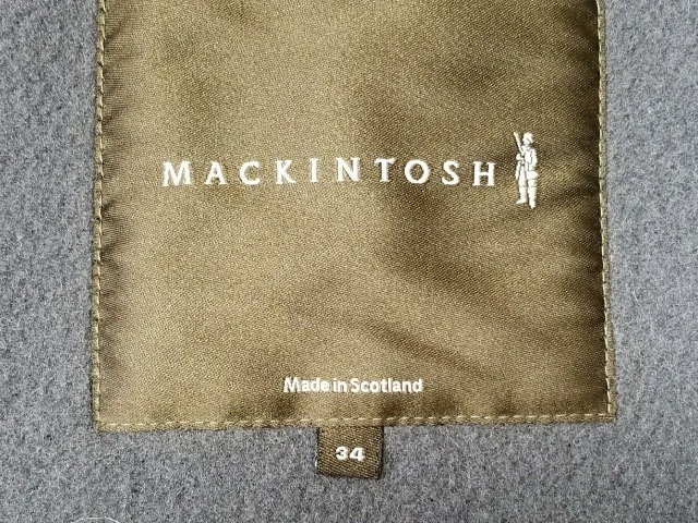 MACKINTOSH(マッキントッシュ)のポンチョ