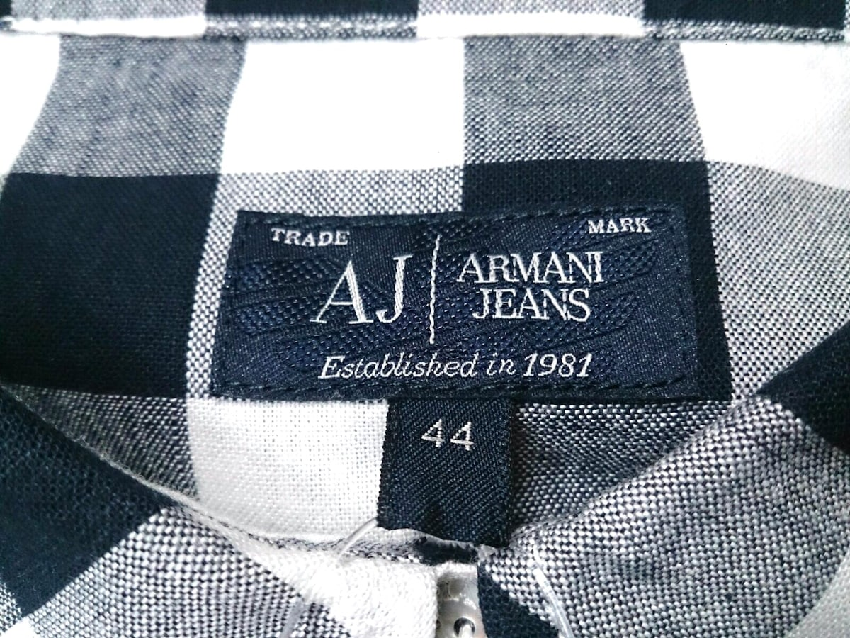 ARMANIJEANS(アルマーニジーンズ)のシャツブラウス