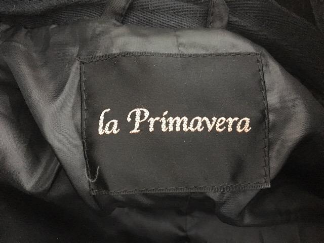 la Primavera(ラ・プリマヴェーラ)のダウンジャケット