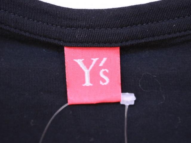 Y's(ワイズ)のTシャツ