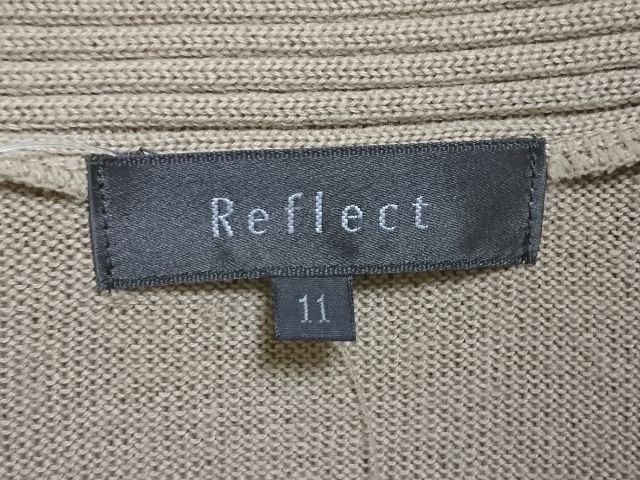 ReFLEcT(リフレクト)のカーディガン