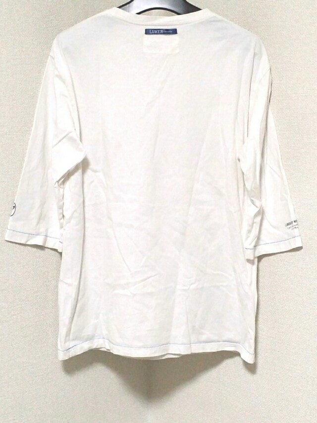 LUKER BY NEIGHBORHOOD(ルーカーバイネイバーフッド)のTシャツ