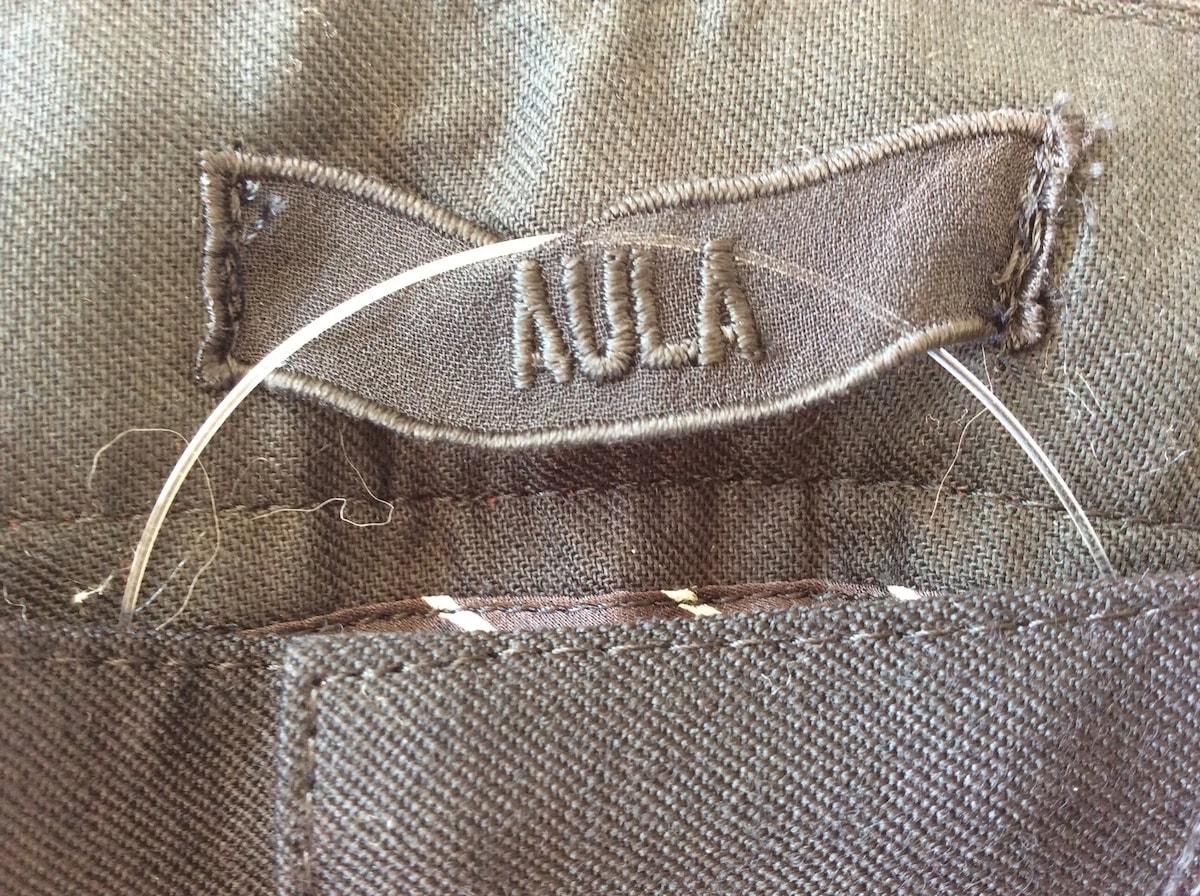 AULA(アウラ)のパンツ