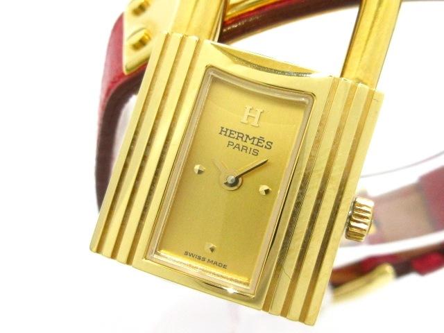 buy popular ff81c 5bb47 HERMES(エルメス)/ケリーウォッチ/腕時計/型番-の買取実績 ...
