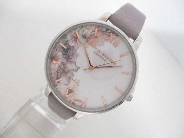 fc240f9f6b82 Detalles acerca de Reloj de Pulsera Auth Olivia Burton OB042 Beige