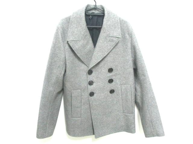 best service 1b23d ab680 Dior HOMME(ディオールオム) コート メンズ グレー 冬物