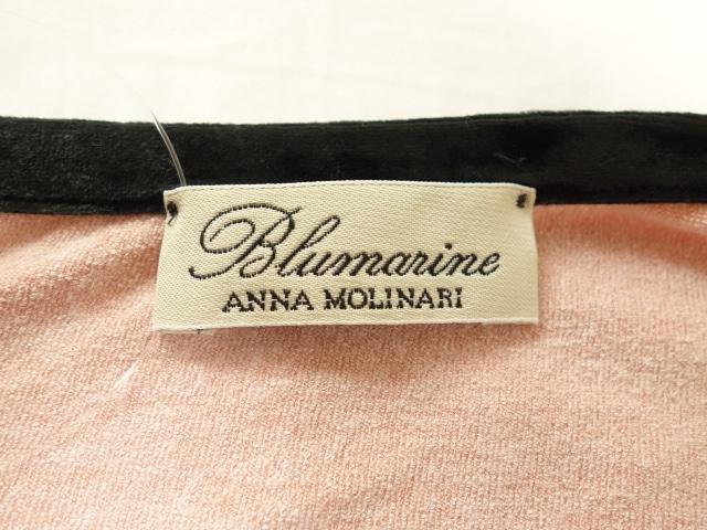 BLUMARINE ANNA MOLINARI(ブルマリン・アンナモリナーリ)のカットソー