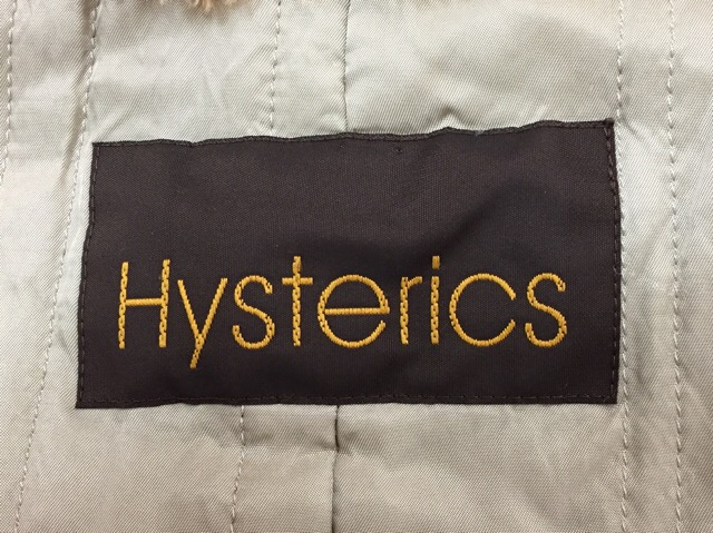 HYSTERICS(ヒステリックス)のベスト
