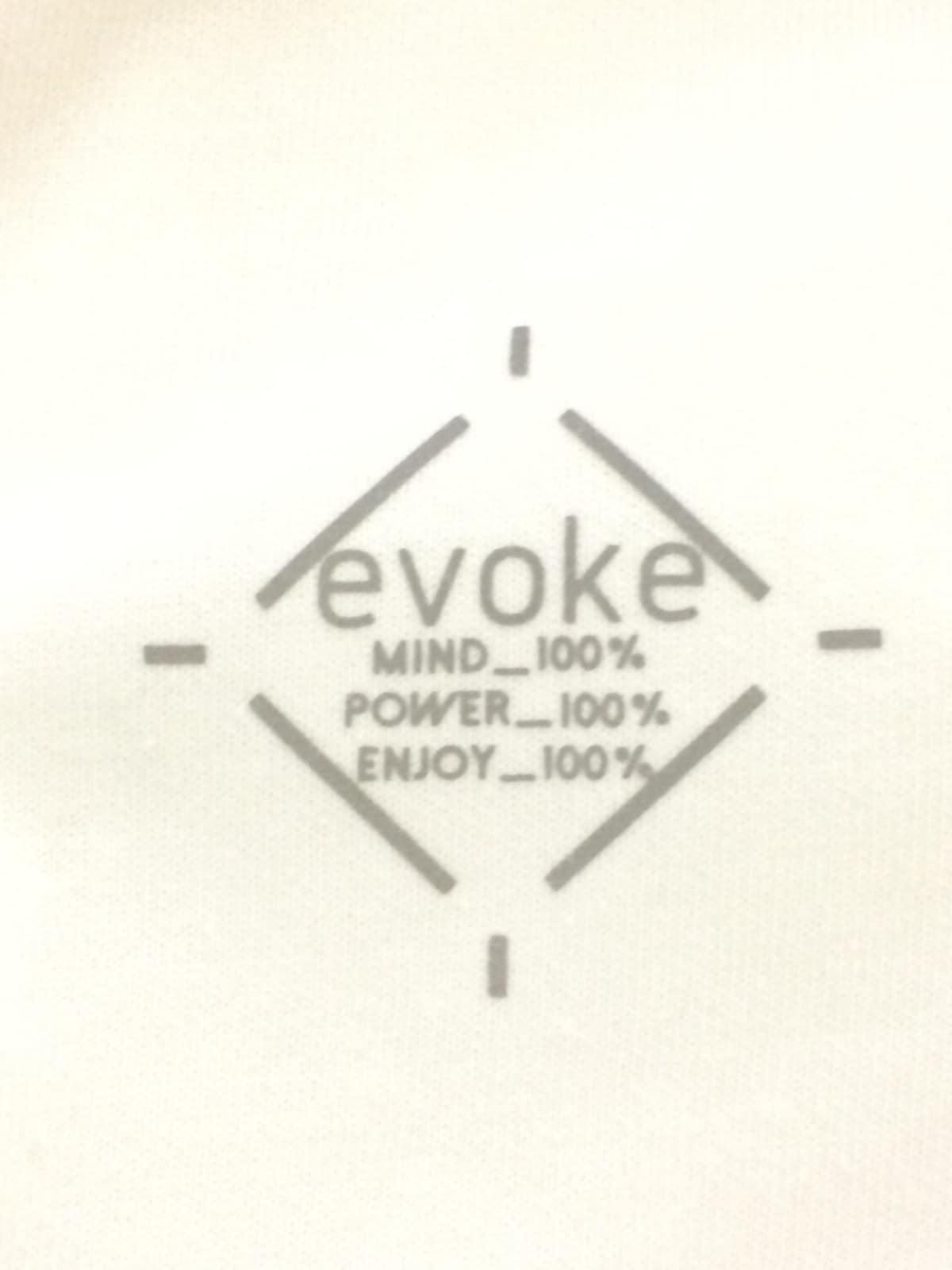 evoke(イヴォーク)のジャージ