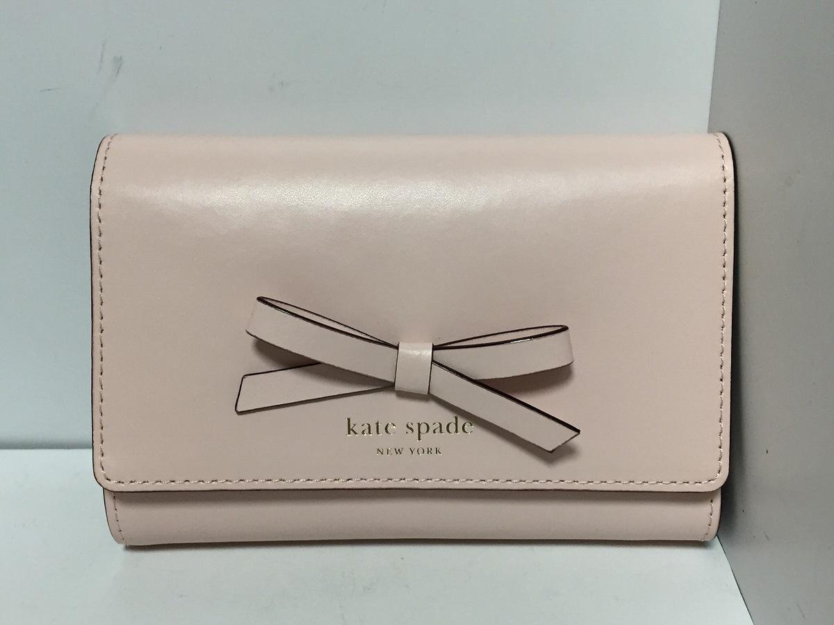 f28580ad7e67 Kate spade(ケイトスペード)/3つ折り財布の買取実績/26572396 の買取 ...