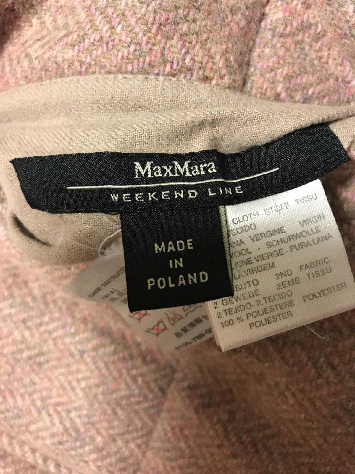 Max MaraWEEKEND(マックスマーラウィークエンド)のダウンベスト