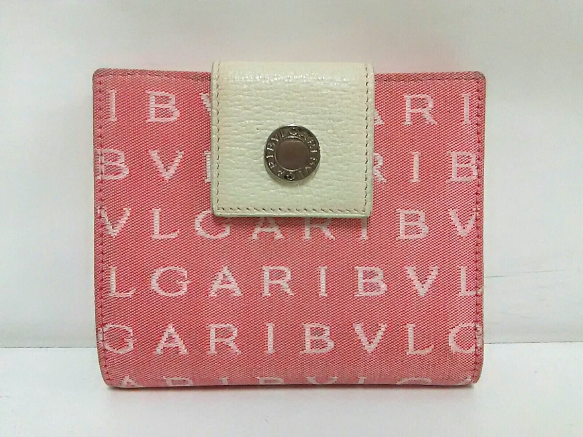 f3552bc1408e BVLGARI(ブルガリ)/ロゴマニア/2つ折り財布の買取実績/26640304 の買取 ...