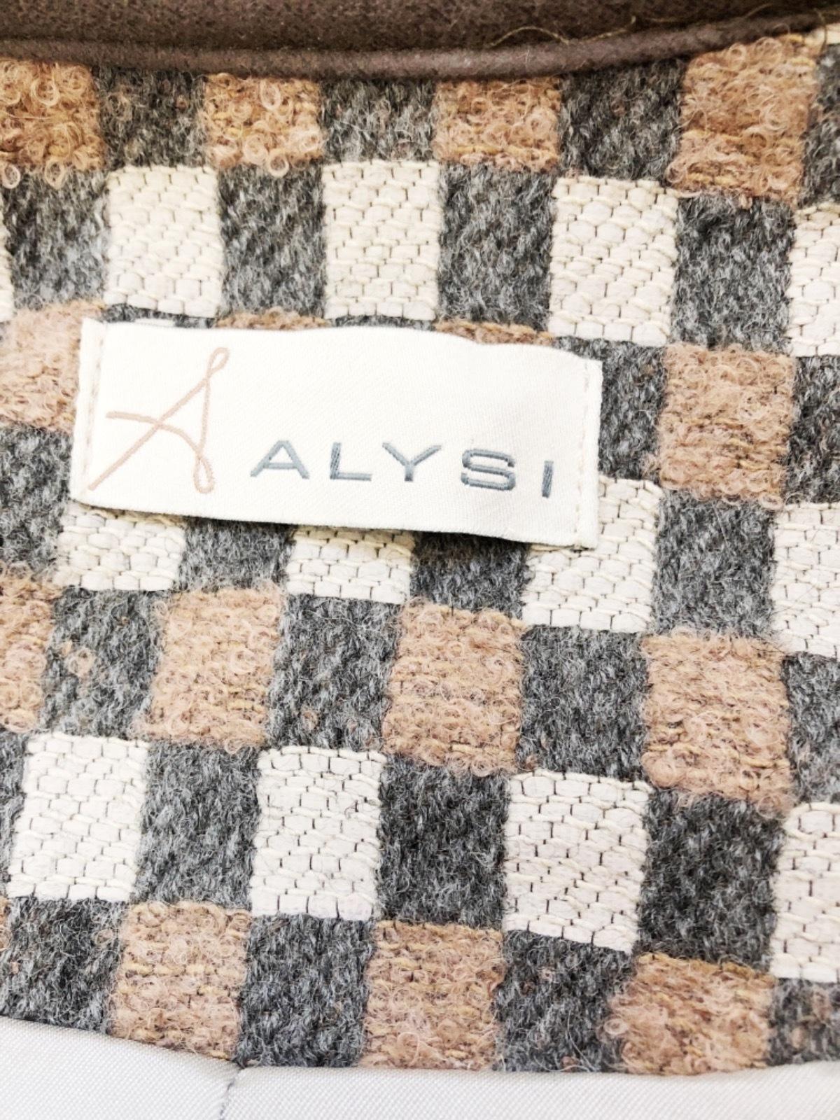 ALYSI(アリジ)のレディースパンツセットアップ