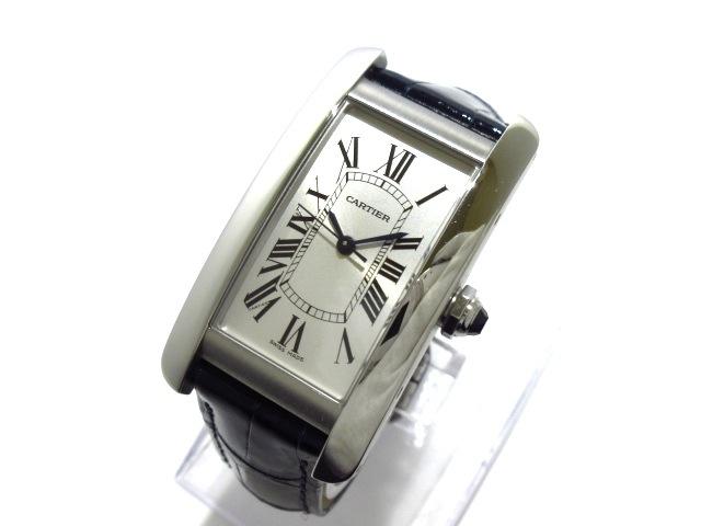 腕時計/タンクアメリカンMM / WSTA0017/※革ベルト