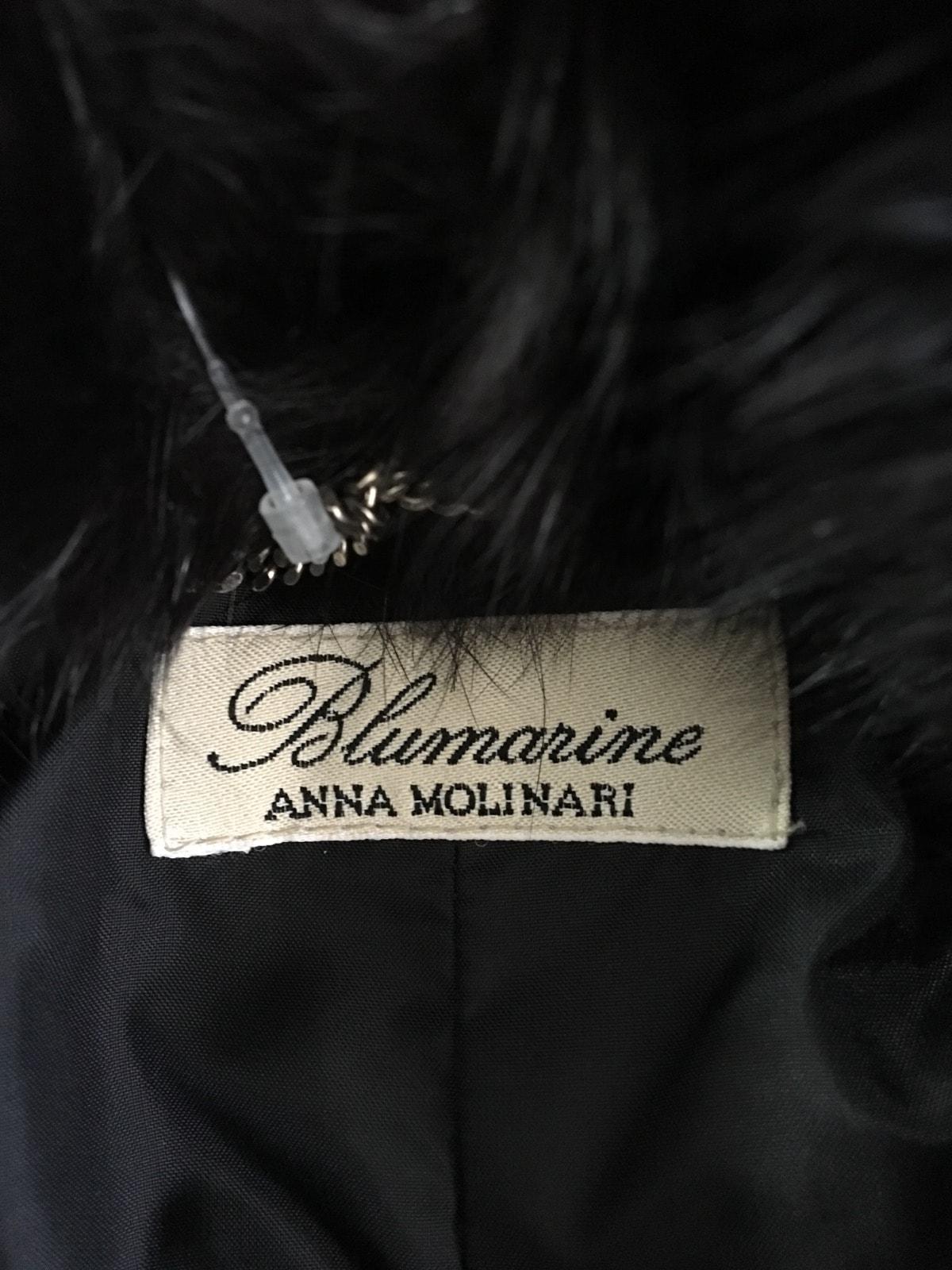 BLUMARINE ANNA MOLINARI(ブルマリン・アンナモリナーリ)のダウンコート