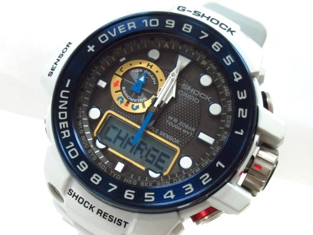 watch a579f d4052 CASIO(カシオ)/G-SHOCK ガルフマスター/腕時計/型番GWN-1000Eの ...