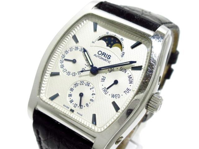 ORIS(オリス)の腕時計 アイボリー