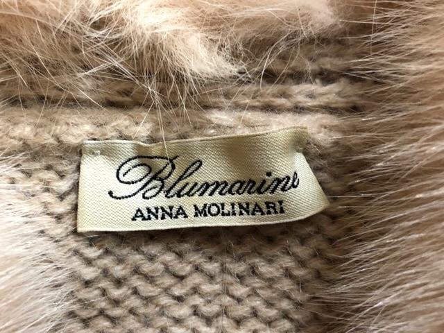 BLUMARINE ANNA MOLINARI(ブルマリン・アンナモリナーリ)のブルゾン