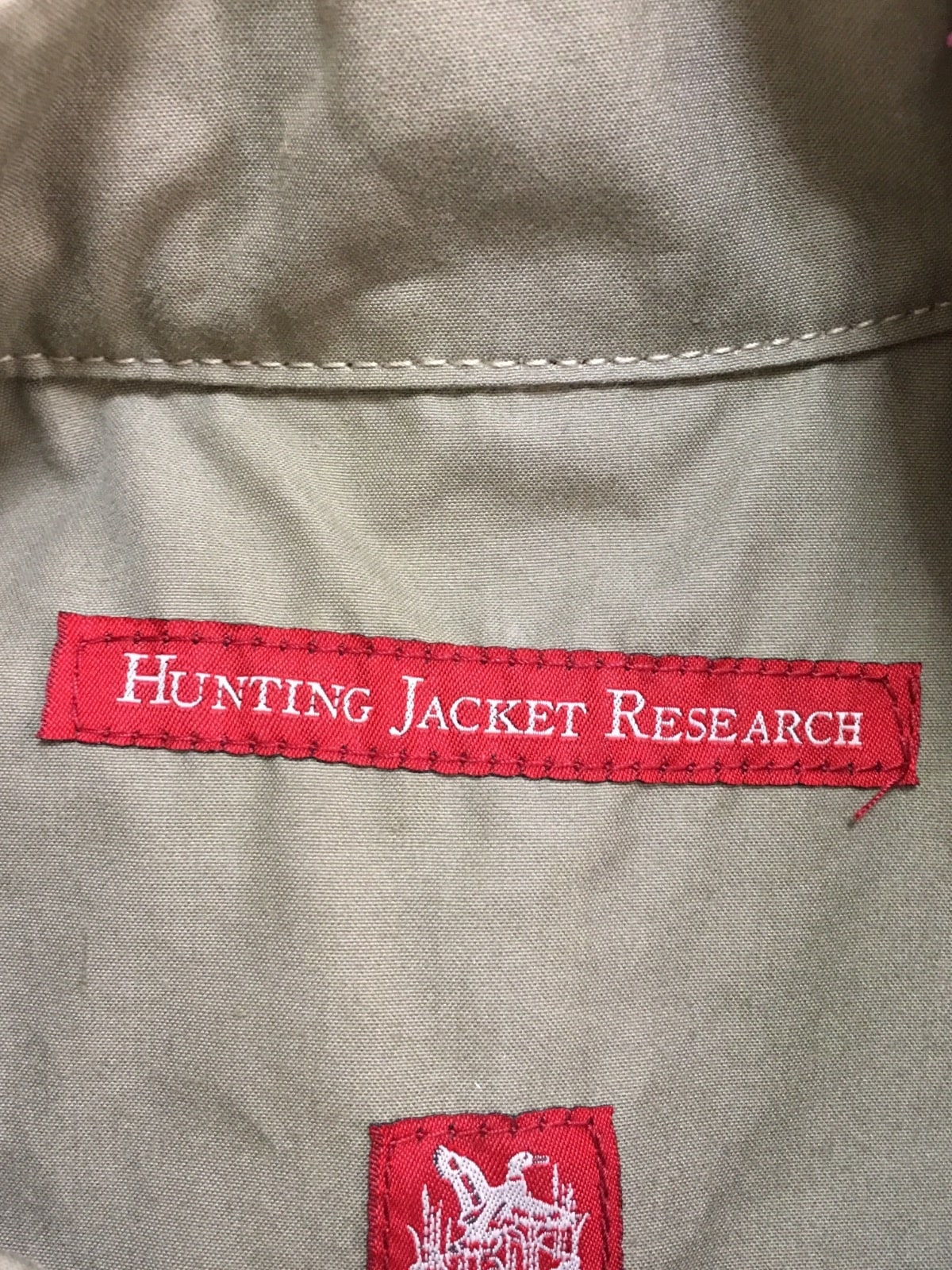 HUNTING JACKET RESEARCH(ハンティングジャケットリサーチ)のコート