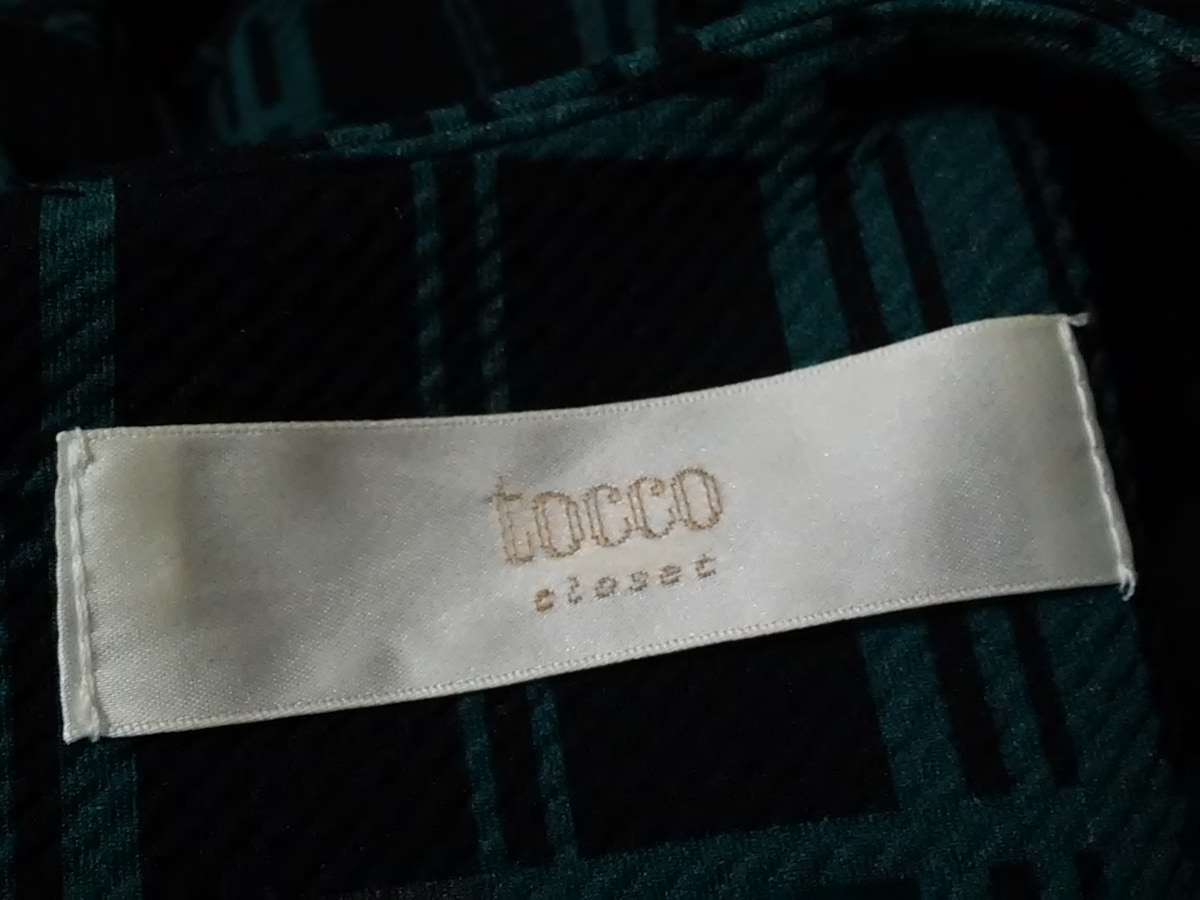 tocco(トッコ)のスカートセットアップ