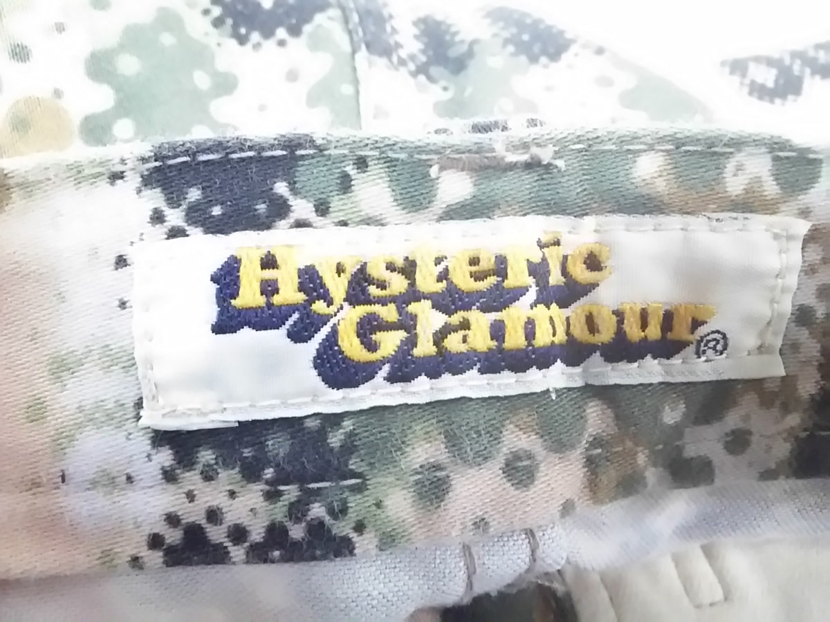 HYSTERIC GLAMOUR(ヒステリックグラマー)のスカート