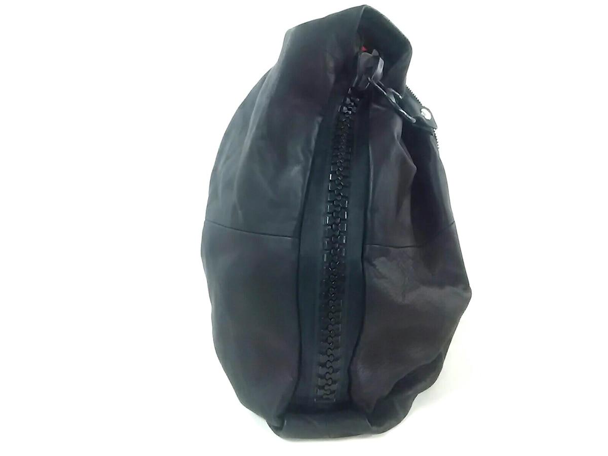 kawa-kawa(カワカワ)のリュックサック 黒