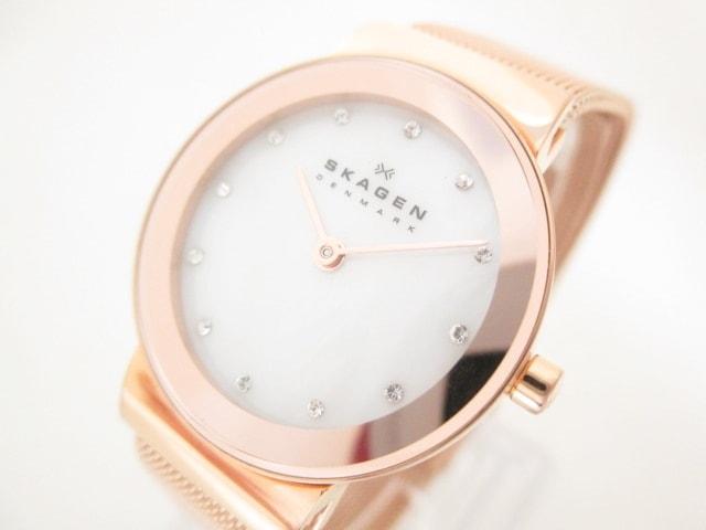 b3918d340c SKAGEN(スカーゲン)/腕時計/型番358SRRDの買取実績/26952548 の買取 ...