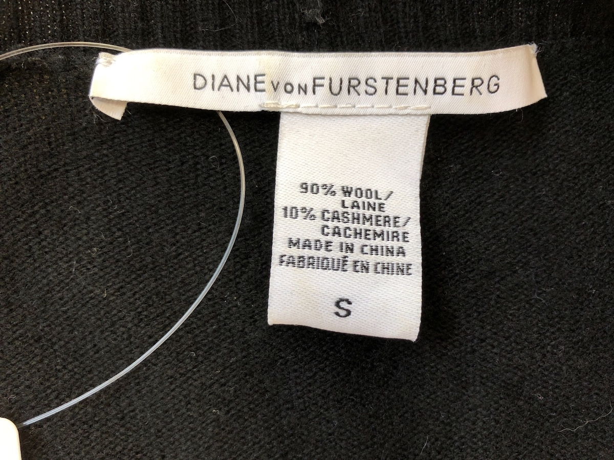 DIANE VON FURSTENBERG(DVF)(ダイアン・フォン・ファステンバーグ)のカーディガン