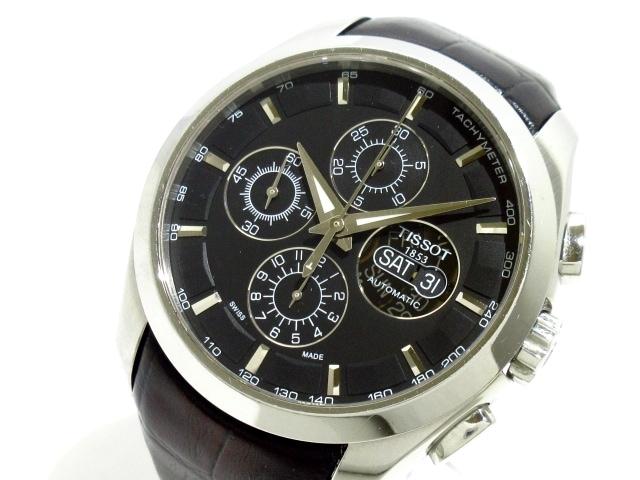 TISSOT(ティソ)の腕時計 黒