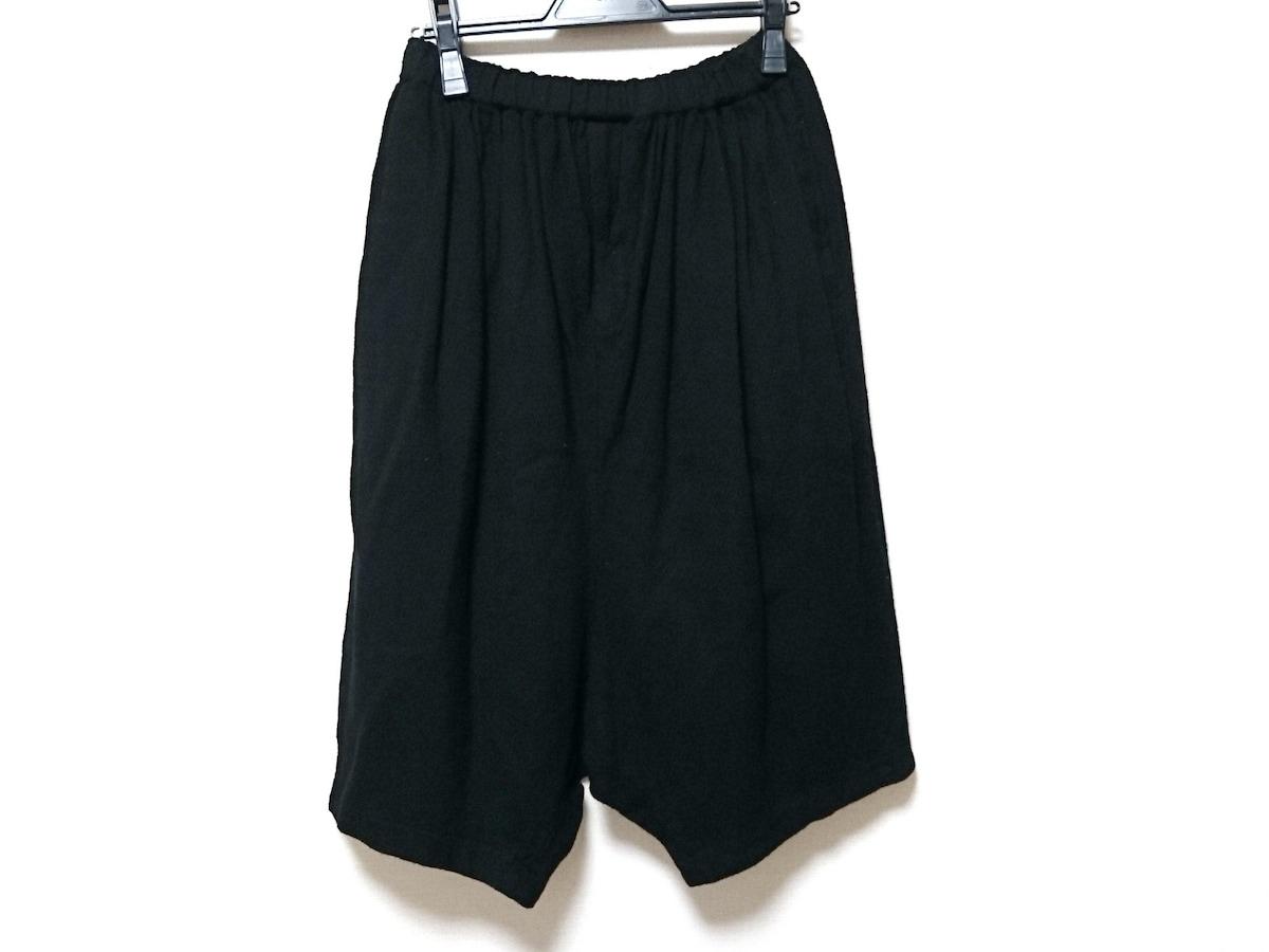 BLACK COMMEdesGARCONS(ブラックコムデギャルソン)のパンツ 黒