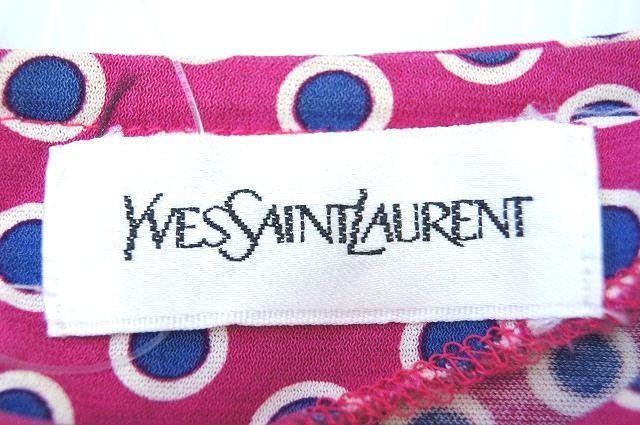 YvesSaintLaurent(イヴサンローラン)のカットソー