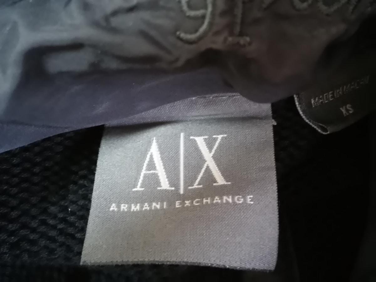 ARMANIEX(アルマーニエクスチェンジ)のブルゾン
