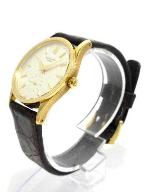 newest 5daae ba881 PATEK PHILIPPE(パテックフィリップ)/カラトラバ/腕時計/型番 ...