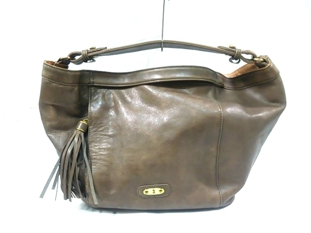 SAN HIDEAKI MIHARA(サンヒデアキミハラ)のハンドバッグ