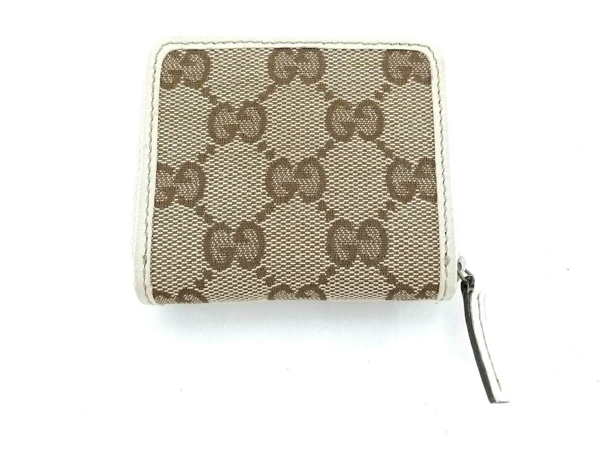 check out a9b51 11372 GUCCI(グッチ)/GG柄/コインケース/型番115255の買取実績 ...