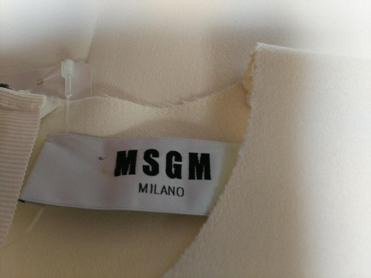 MSGM(エムエスジィエム)のチュニック