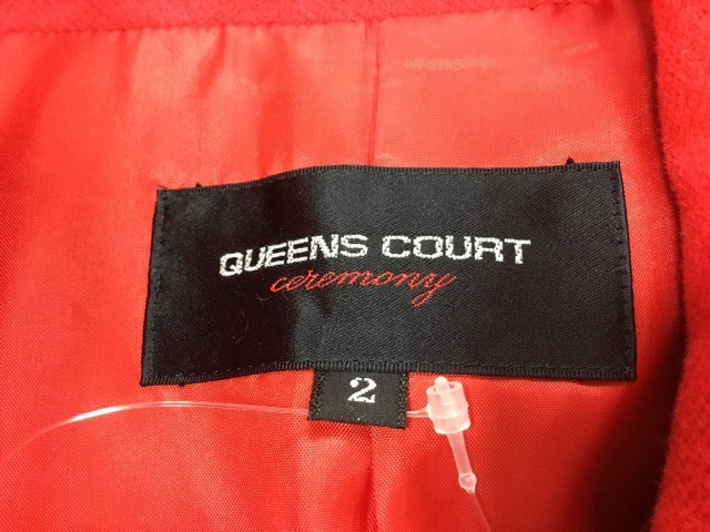 QUEENS COURT(クイーンズコート)のコート