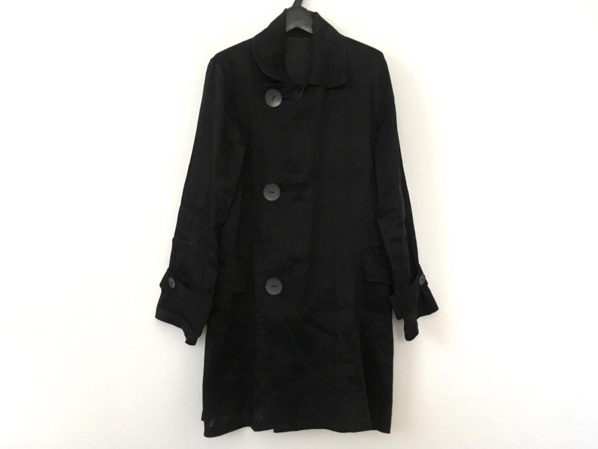 JURGEN LEHL(ヨーガンレール)のコート 黒