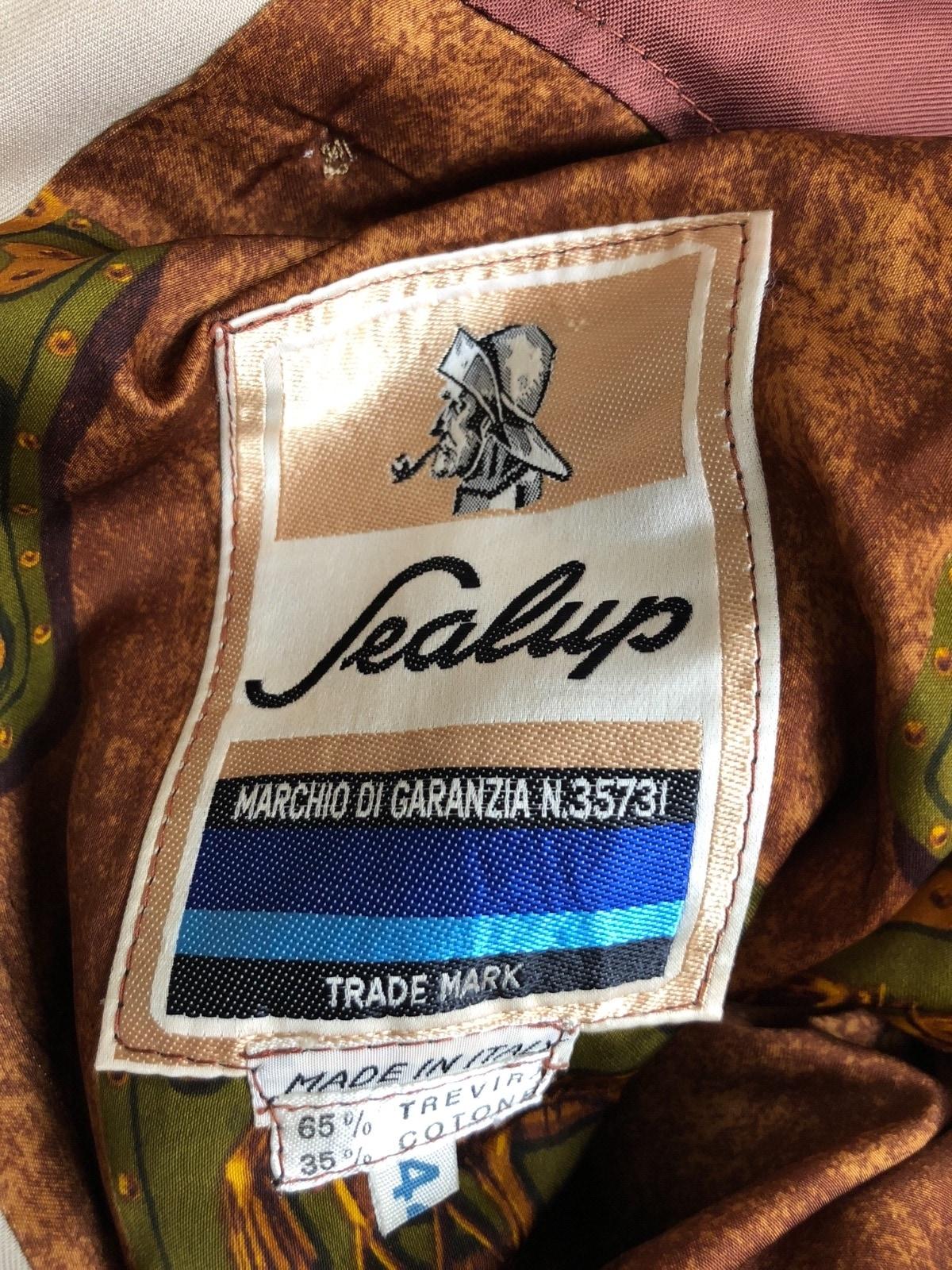 Sealup(シーラップ)のコート