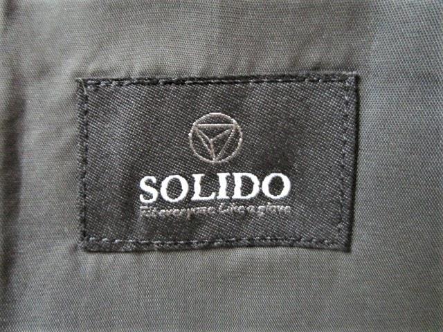 SOLIDO(ソリード)のメンズスーツ