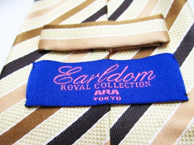 Earldom(アールダム)のネクタイ