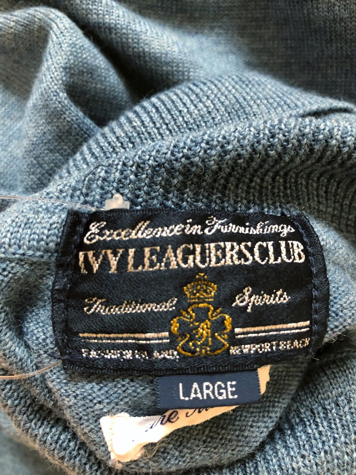 IVYLEAGUERS CLUB(IVYLEAGUERS CLUB)のセーター