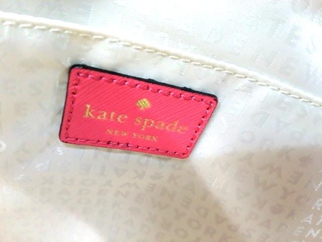 8a7526cddf7e Kate spade(ケイトスペード) トートバッグ ピンク レザー(11972752 ...