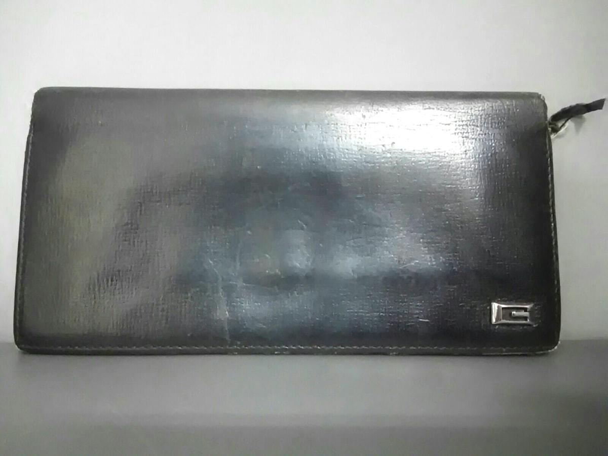 52d254c63170 GUCCI(グッチ) 札入れ - 120951 黒 レザー(11847723)中古|ブランド ...