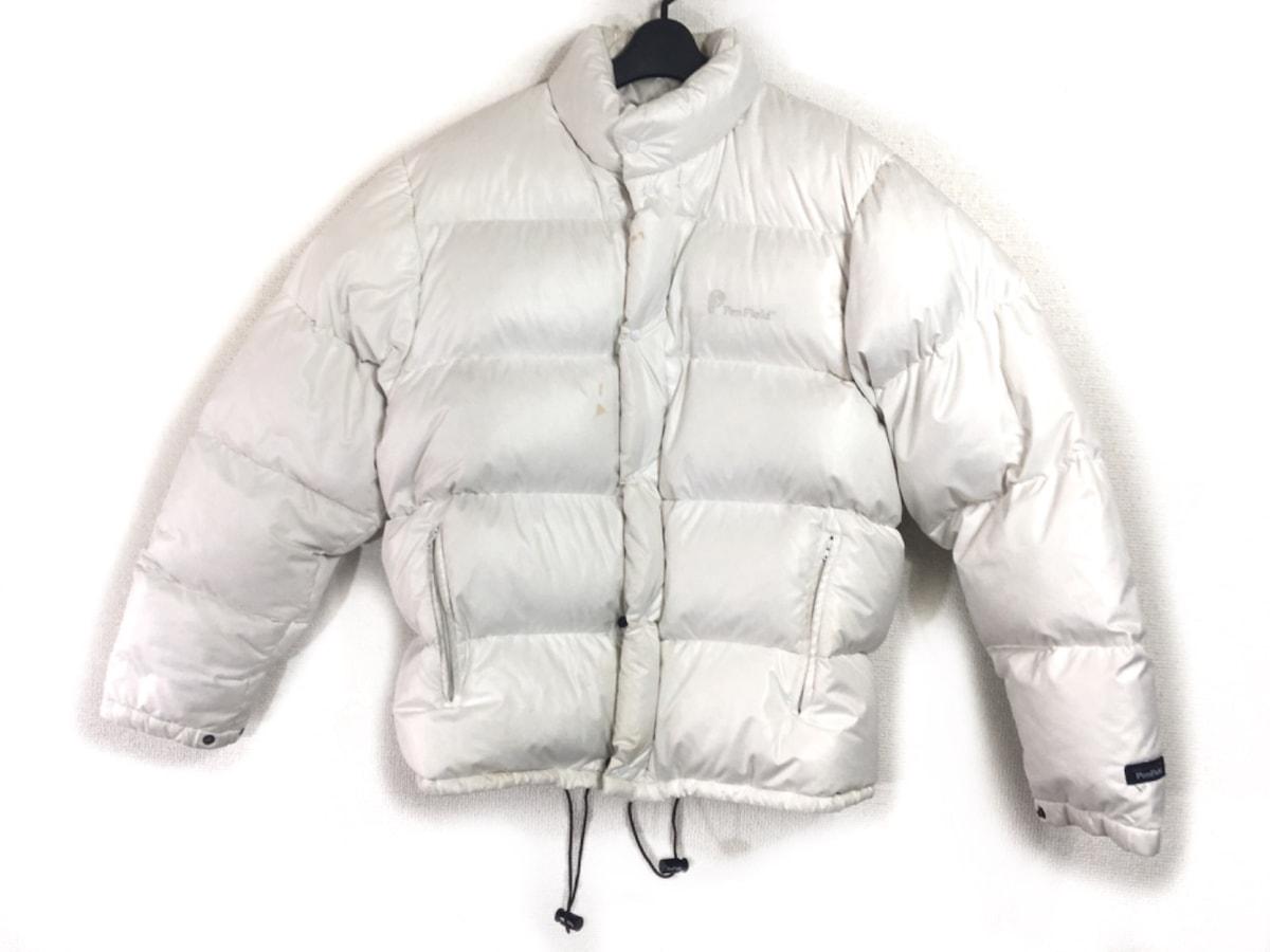 ペンフィールド ダウンジャケット サイズLARGE L メンズ 白 0