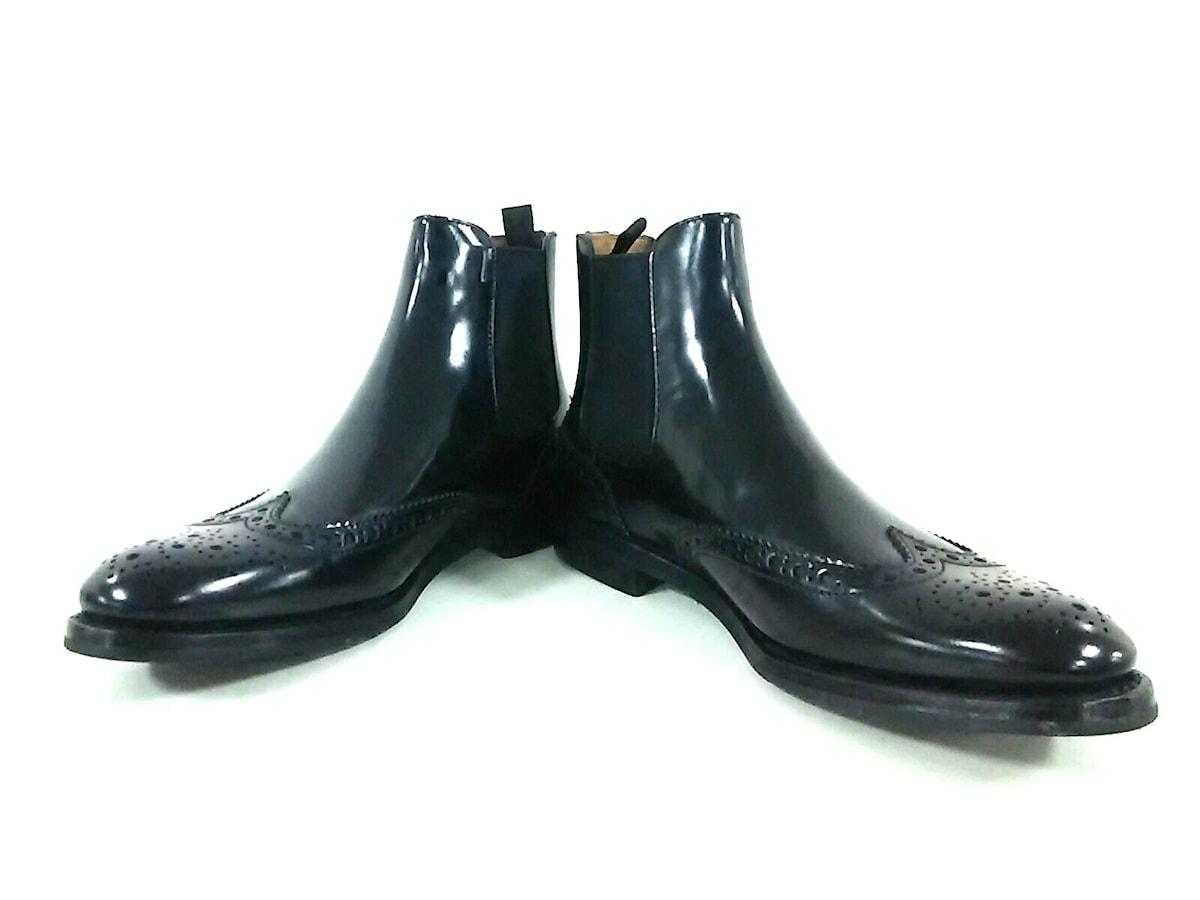 Church's(チャーチ)のブーツ 黒