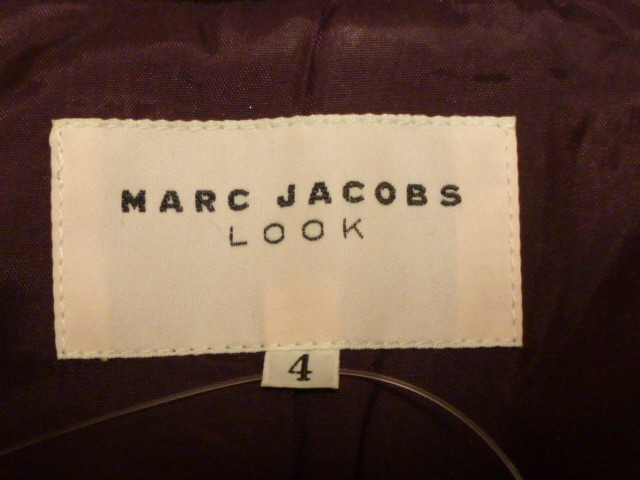 MARC JACOBS LOOK(マークジェイコブスルック)のコート
