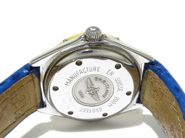 the best attitude e3eee fd653 BREITLING(ブライトリング)/J CLASS/腕時計/型番D31063の買取 ...