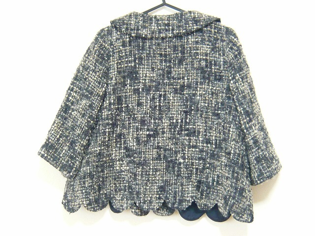 nesessaire(ネセセア)のジャケット